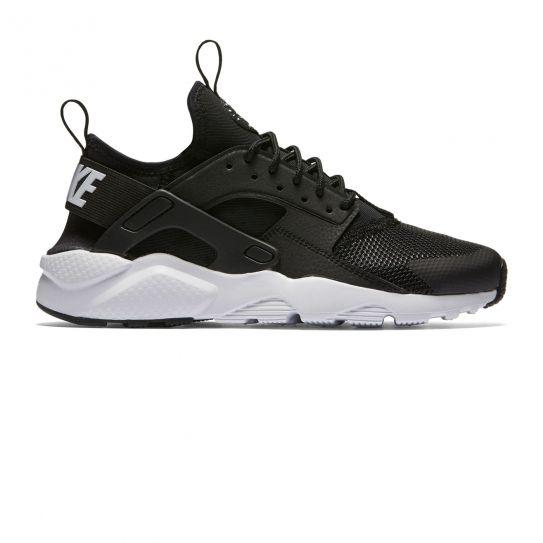 d3e28d62a17 Nike - Chaussures Air Huarache Run Black White Jr h16 - pas cher ...