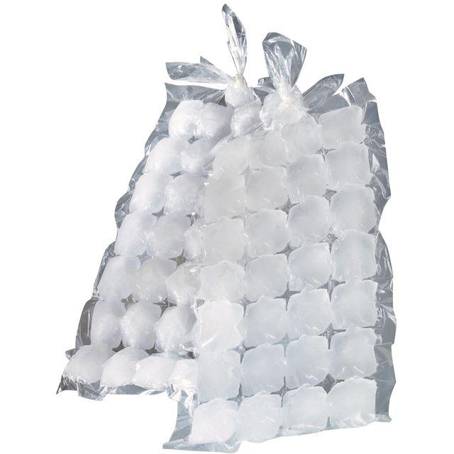 Promobo Lot De 14 Sacs à Glaçons Souple Glaçon Bloc Fraîcheur Flexible Pour Glacière Bosse Verre 14x28cm