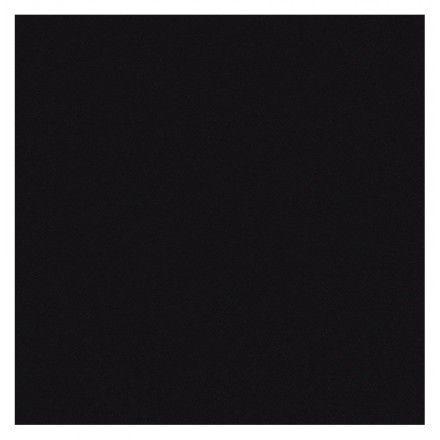 TECHNEB Plateau de table LEA carré en bois stratifié 60cmX60cmX2cm, noir