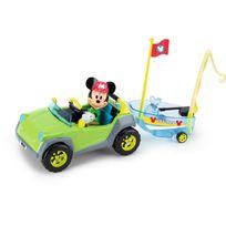 DISNEY - Voiture et bateau Mickey - 181885