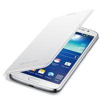 Samsung - Ef-wg710BW couvercle de type livre original avec porte-cartes, blanc