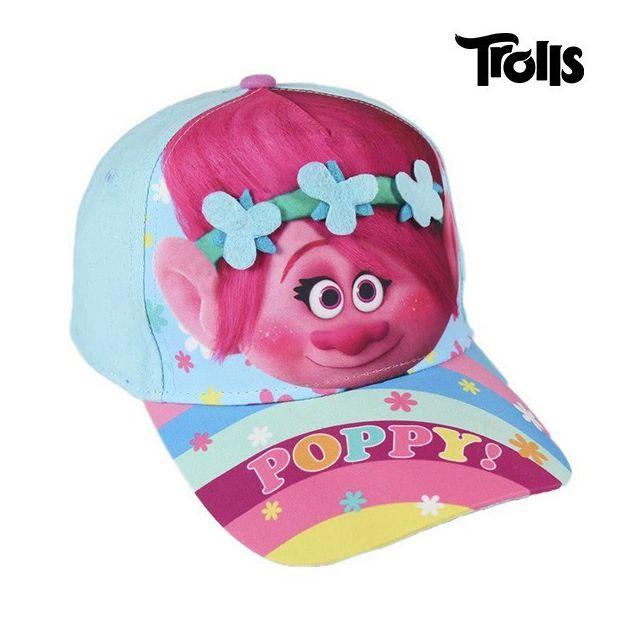 832d2e85d4bd7 Casquette pour fille Poppy Trolls - Vétement original pour enfant - pas cher  Achat   Vente Casquettes, bonnets, chapeaux - RueDuCommerce