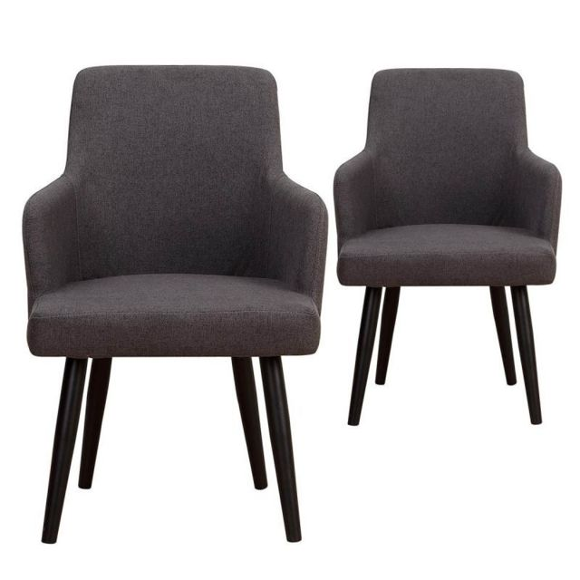 Paris Prix Lot de 2 Fauteuils Design