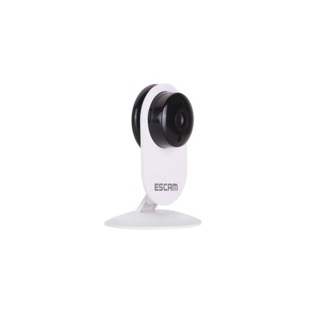 Auto-hightech camera alarme Pir Wifi Hd 720P Onvif H.264 double flux P2P 1.0MP lentille 3.6mm , pris