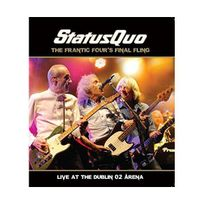 Verycords - Status Quo - Live At The Dublin O2 Arena +CD, +CD
