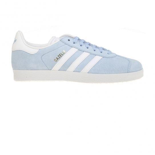 Adidas originals Chaussures Gazelle Bleu CielBlanc W h16