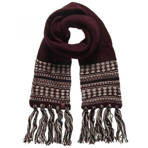 Superdry - Rhumi Tassel Écharpe - pas cher Achat   Vente Echarpes, foulards  - RueDuCommerce 802781f742a