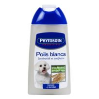 Phytosoin - shampooing poils blancs petits chiens