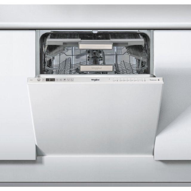 Whirlpool Lave vaisselle tout integrable WKCIO3T123PEF