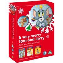 Whv - Tom & Jerry Festive Fun IMPORT Anglais, IMPORT Coffret De 3 Dvd - Edition simple