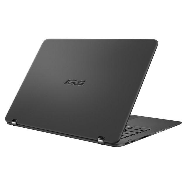 ASUS - ZenBook Flip - UX360UAK-DQ456T - Noir