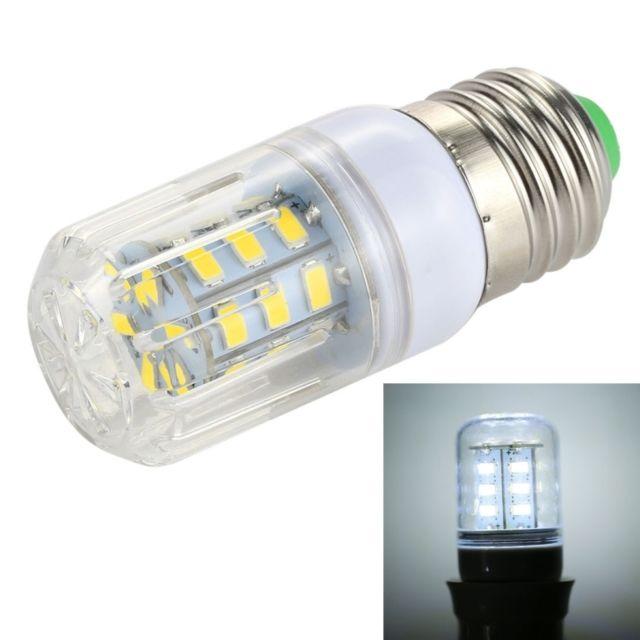 Leds Économie D'énergie Lumière 5730 E27 12v Ampoule 27 À De Blanche MaïsDc 3w Smd ul3FcKT1J