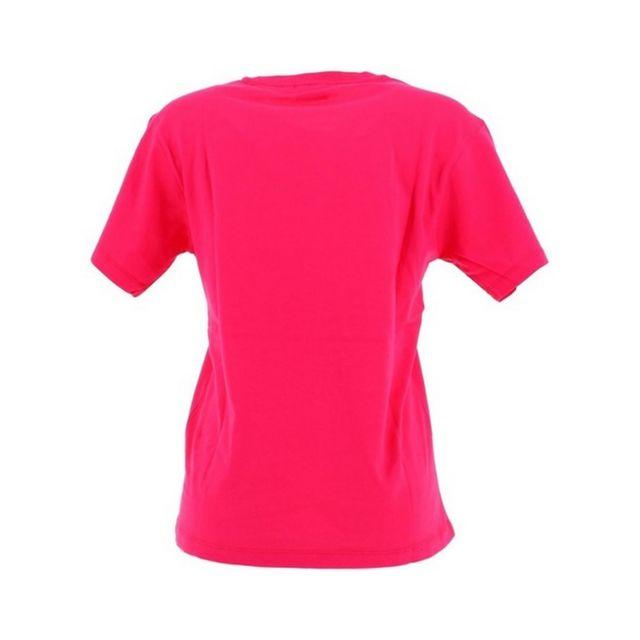 FILA Tshirt Femme Nova Fuschia