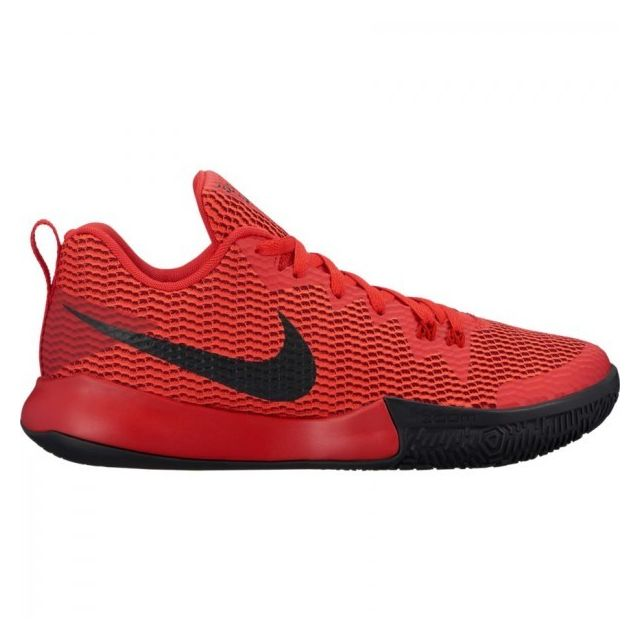 79abc49cbba9 Nike - Chaussure de Basketball Nike Zoom Live Ii rouge Pour Homme Pointure  - 44