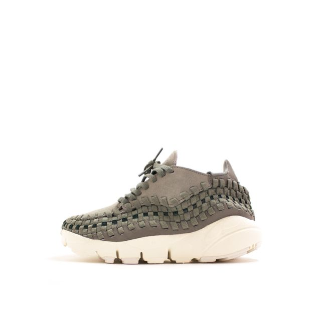 71526f89b7a7 Nike - Basket Air Footscape Woven - Ref. 917698-003 - pas cher Achat / Vente  Baskets femme - RueDuCommerce