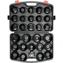 Neo Tools - Coffret de clés cloche pour filtre à huile 30 pièces 11-236