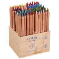Lyra - 3712960 - Super Ferby Crayon Nature, Affichage En Bois 96 Broches