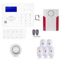 SecuriteGOODdeal - Alarme maison sans fil Revolution Xxl Plus