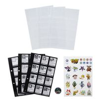 YOKAI WATCH - Yokai Recharges de pages album collector - B60461010