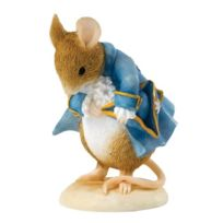 Beatrix Potter - Figurine Souris Gentleman