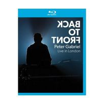 Eagle - Peter Gabriel Back to Front - Live in London Blu-ray