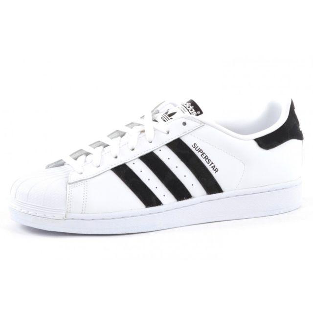 Adidas - Baskets originals Superstar - pas