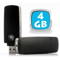 Yonis - Clé Usb camera espion détecteur de mouvement mini appareil photo 4 Go