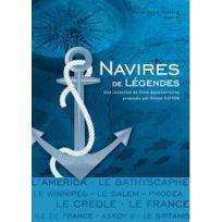 Seven Plus Editions - Navires de légendes