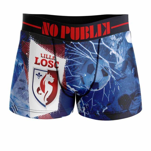No Publik Boxer Homme Microfibre losc Sparkling Victory
