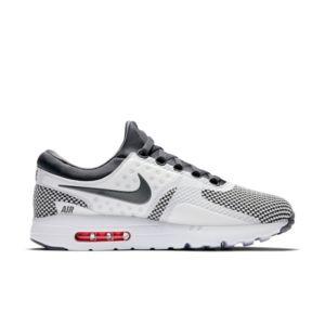 Chaussures Nike Air Max Zero grises Fashion homme