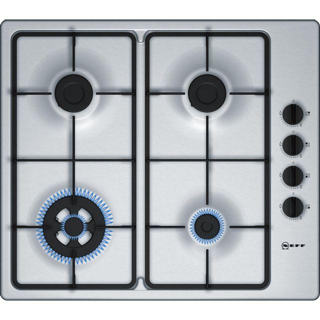Neff table de cuisson gaz 58cm 4 feux inox t26br56n0 achat plaque de cuisson gaz - Table de cuisson gaz 5 feux inox 90 cm ...