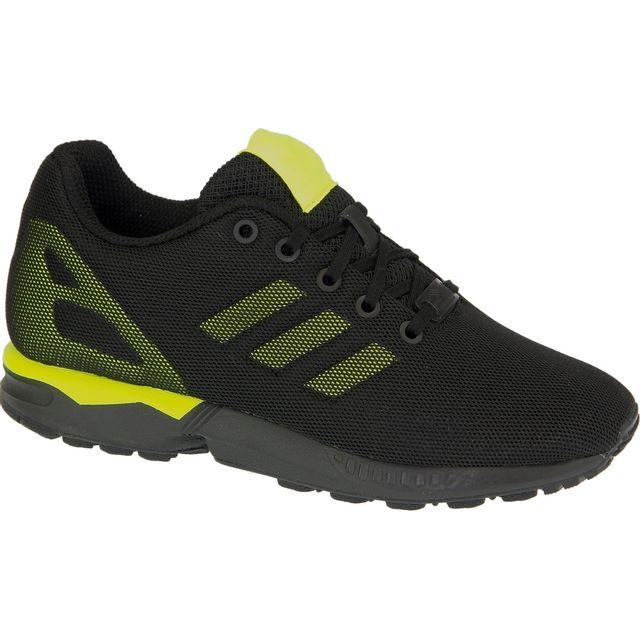 adidas zx flux k noir