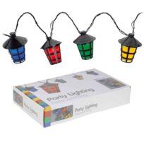 Provence Outillage - Guirlande lumineuse extérieur 20 lanternes