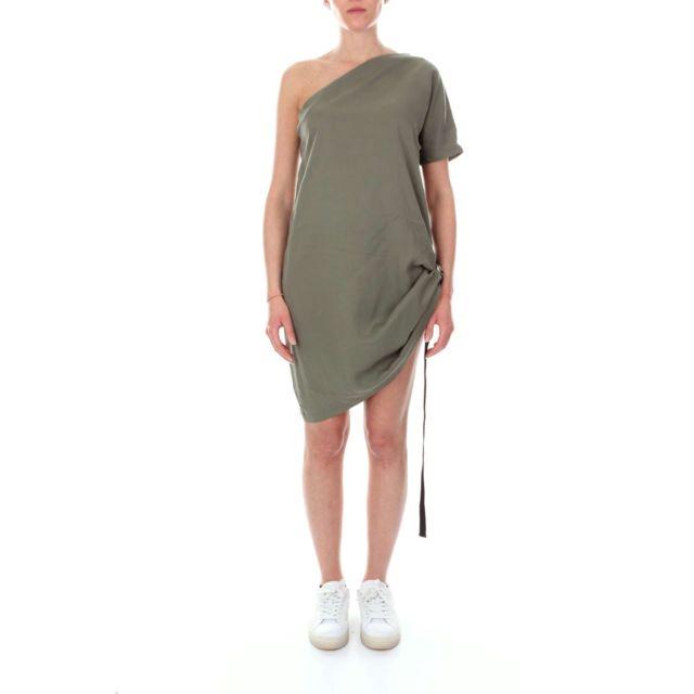 Numero 00 Numero00 Femme 2383GREEN Vert Coton Robe