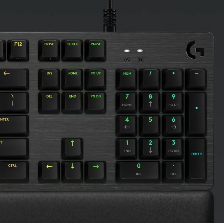G513 Carbon GX Brown Tactile