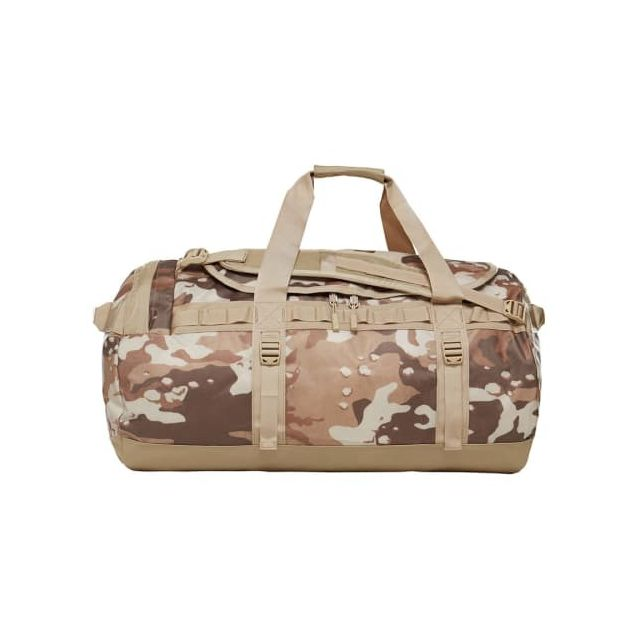 c6b973d2a5 The north face - Sac The North Face Base Camp Duffel M 71L marron camouflage