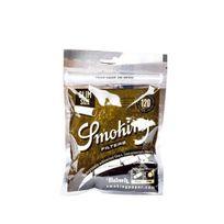 Smoking - Sachet Filtres Slim Brown 6MM 120F/SACHET