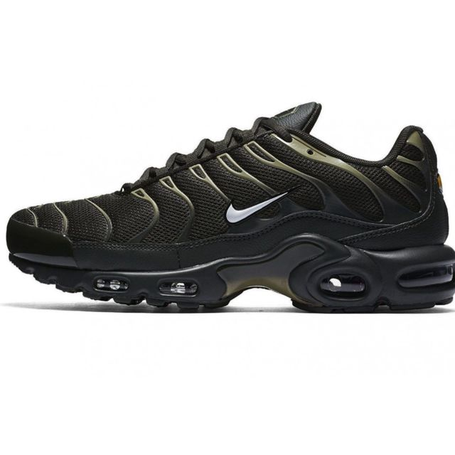 sports shoes 19708 1d61b Nike - Basket Air Max Plus - Ref. 852630-301 - pas cher Achat   Vente Baskets  homme - RueDuCommerce