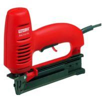Rapid - Agrafeuse cloueuse électrique Pro jusqu'à 25mm anti-rebond et insonorisée R606