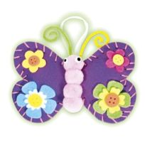 "Ursus - Le Kit Feutrine ""PAPILLON"", Multicolore 39550002"