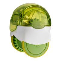 Chef'N - Presse-aïl à roulette avec hachoir blanc et vert Xl Garlic Zoom