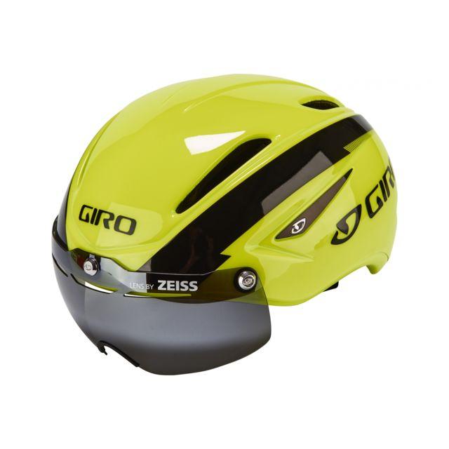 Giro Air Attack Shield Casque Jaune Pas Cher Achat Vente