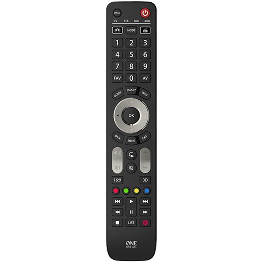 ONE FOR ALL Télécommande universelle - URC7145 - Noir