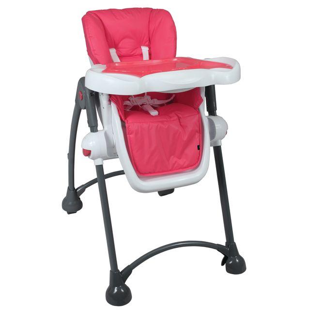 tex baby chaise haute b b pliable avec tablette. Black Bedroom Furniture Sets. Home Design Ideas