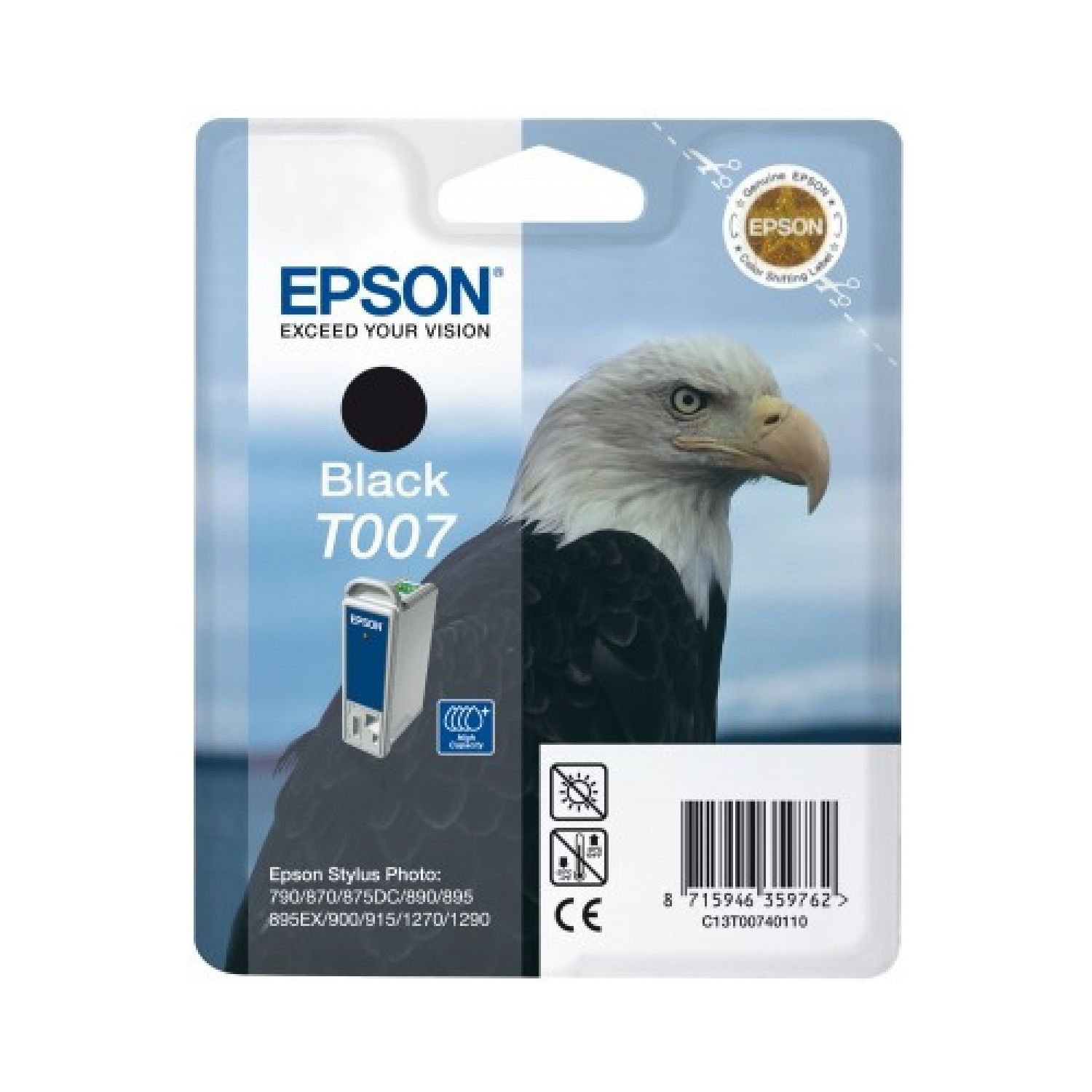 cartouche encre epson xp 235 pack t xl ink cartridge for compatible epson xp with cartouche. Black Bedroom Furniture Sets. Home Design Ideas