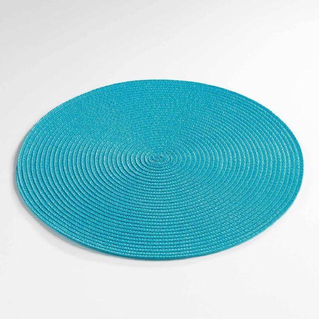 Douceur D\'INTERIEUR - Set de table rond 35 cm polypropylene zebulon ...