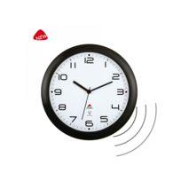 Alba - Horloges Radio-pilotées - Hornewrc - Noir - 15_HORNEWRC_N
