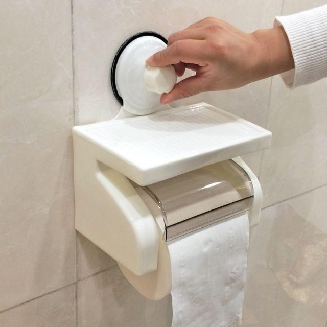 Wewoo Pour 95 100mm Rouleau De Papier Toilette Salle De Bains