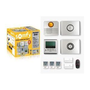 Somfy Pack Alarme Sans Fil Protexiom 600 2400927 Pas
