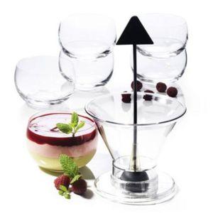 Supreme cocktail appareil verrines et soupes en tages for Cocktail 4 etages